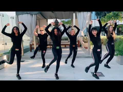 Now United Dancing to 'Come Together'