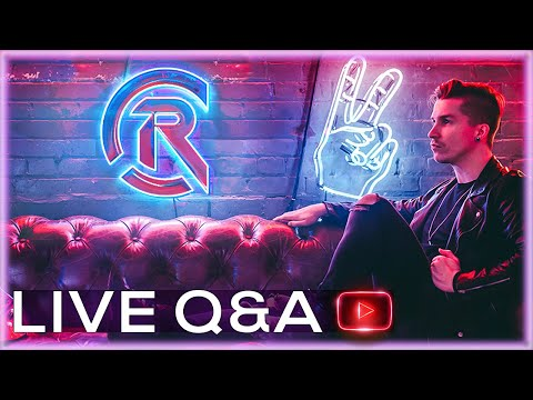 LIVE Q&A + Hang Out