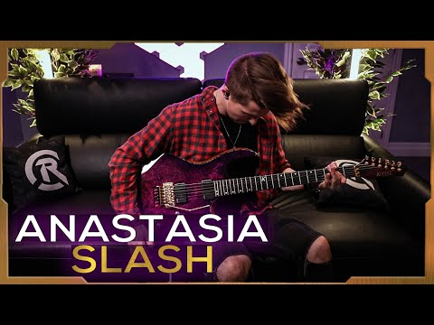Slash - Anastasia   Cole Rolland (Guitar Cover)