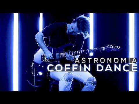 Coffin Dance (Astronomia) - Vicetone & Tony Igy | Cole Rolland (Guitar Cover)