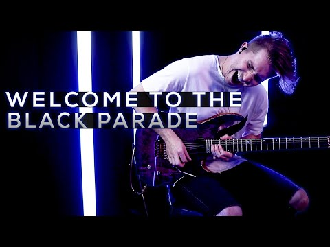 Welcome To The Black Parade - My Chemical Romance | Cole Rolland (Guitar Cover)