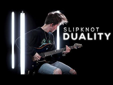 Slipknot - Duality - Cole Rolland (Guitar Cover)