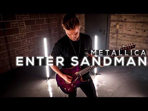 Metallica - Enter Sandman - Cole Rolland (Guitar Cover)