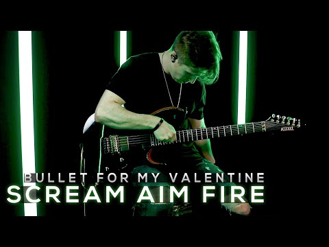 Bullet For My Valentine - Scream Aim Fire | Cole Rolland (Guitar Cover)