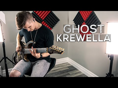 Krewella - Ghost - Cole Rolland (Official Guitar Cover)