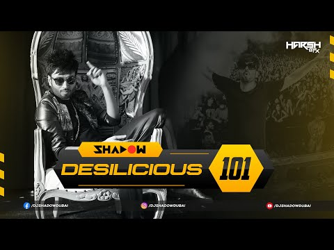 Desilicious 101 | DJ Shadow Dubai | Audio Jukebox | Biggest Bollywood Remixes
