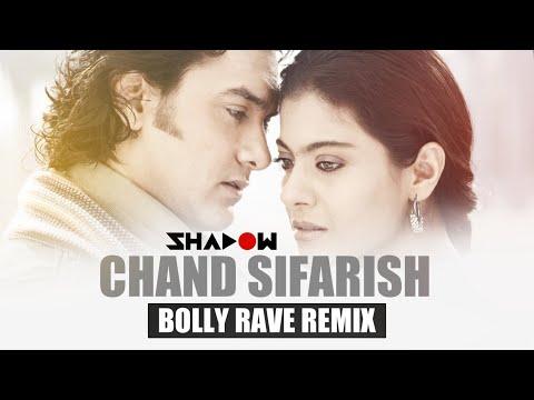 Chand Sifarish   DJ Shadow Dubai Remix   Fanaa   Aamir Khan   Desilicious 100