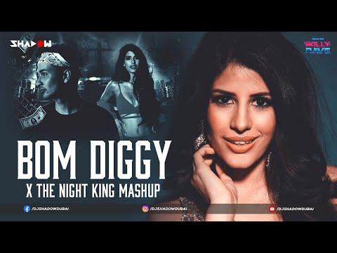 Bom Diggy X The Night King | DJ Shadow Dubai Mashup | Bolly Rave | Zack Knight Jasmin Walia | 2020