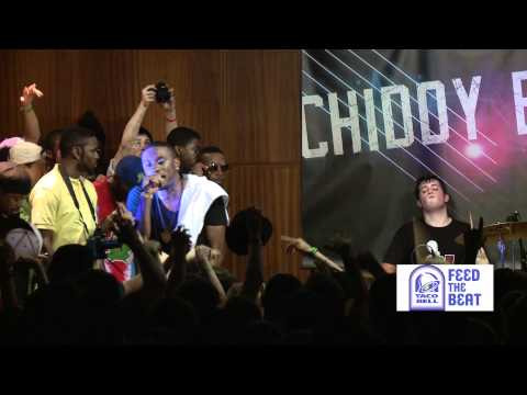 """Chiddy Bang - """"The Good Life"""" - Taco Bell Performance"""