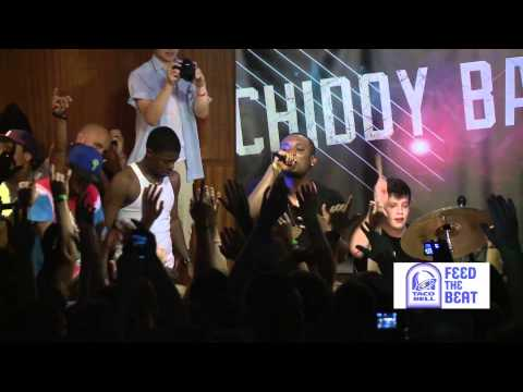 """Chiddy Bang - """"Mind Your Manners"""" - Taco Bell Performance"""