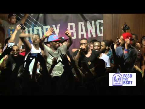 """Chiddy Bang - """"Opposite of Adults"""" - Taco Bell Performance"""