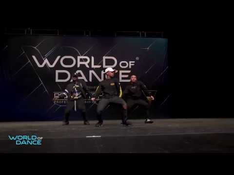 """Kida The Great Dacing to """"D.G.M.S"""" by Drae Fleek 