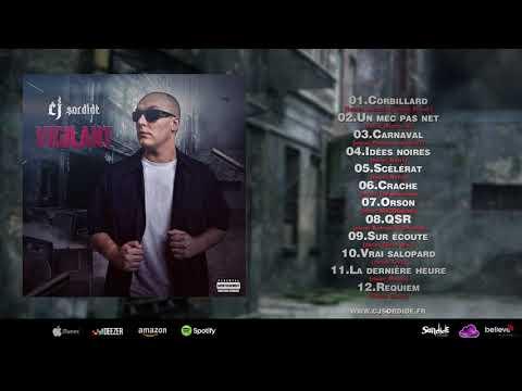 Cj sordide - Vigilant (album complet)