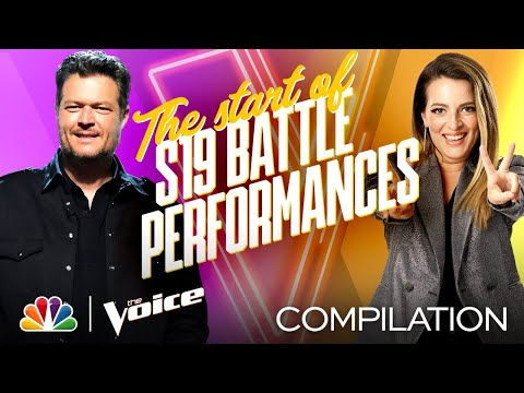 The Best Performances From the First Week of Battles - The Voice 2020