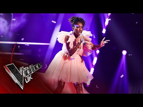 Blessing Chitapa's 'Before I Go' | The Final | The Voice UK 2020