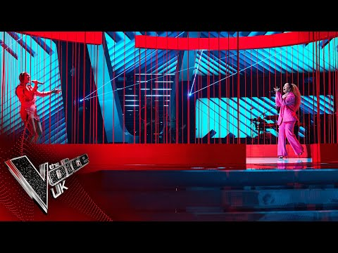 Brooke Scullion and Ella Eyre's 'Giant' | The Final | The Voice UK 2020
