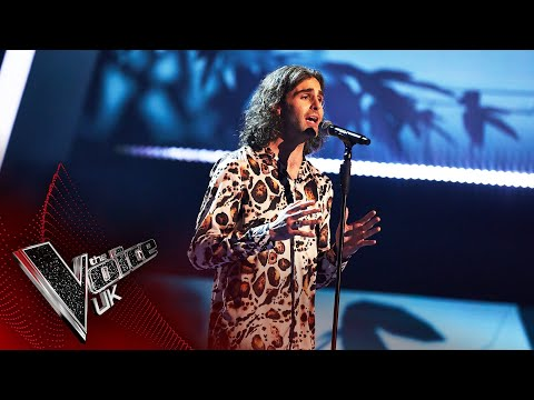 Jonny Brooks' 'Falling' | The Final | The Voice UK 2020
