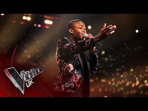 Gevanni Hutton's 'You've Got A Friend' | The Final | The Voice UK 2020