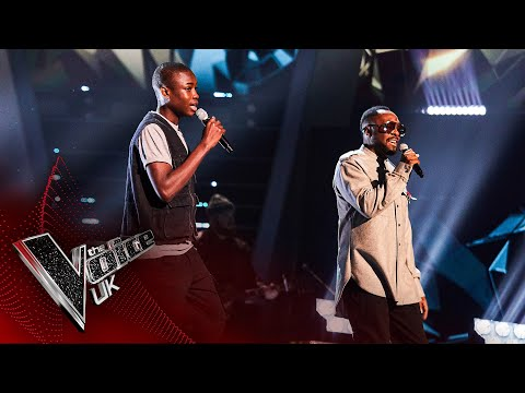Gevanni Hutton and will.i.am's 'No Woman No Cry'   The Final   The Voice UK 2020
