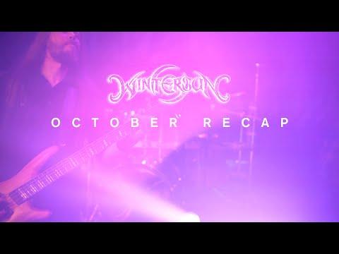 Wintersun - October Recap 2020