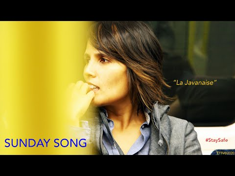 Tanita Tikaram Sunday Song - ' La Javanaise' ( Serge Gainsbourg)  (Lockdown Version, 2020) #StaySafe