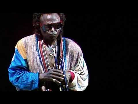 Miles Davis- February 13, 1990 Massey Hall, Toronto
