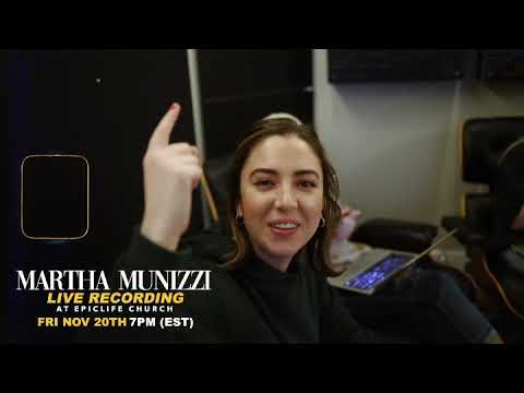 "BTS - Behind The Scenes / Writing ""Everything You Do"" / New Martha Munizzi Album"