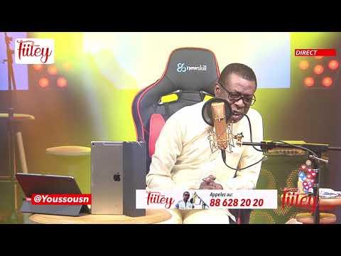 Youssou Ndour - L' Immigration clandestine n'a jamais été une solution