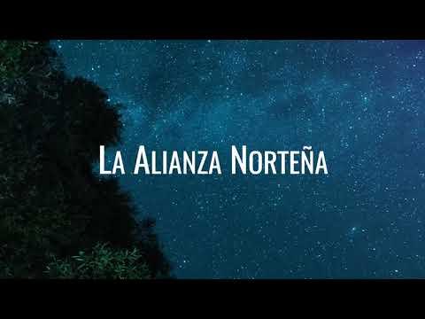 La Alianza Norteña - Gracias Por Avisar (Lyric Video)