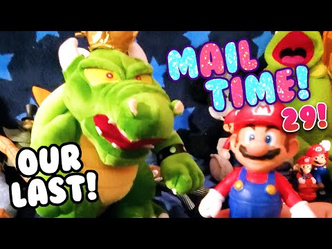 The Final Mail Time - Episode 29! - Cute Mario Bros.