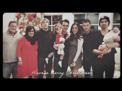 Jonas Brothers - I Need You Christmas (Official Lyric Video)