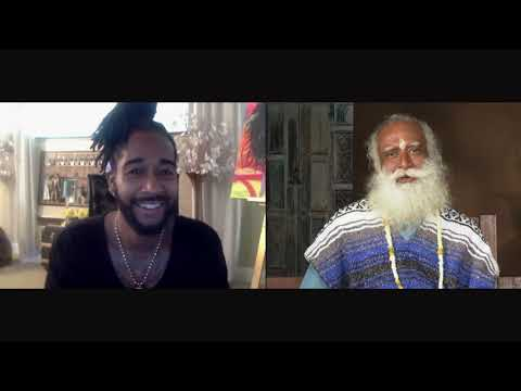 Omarion x Sadhguru - Living Life Absolutely Involved