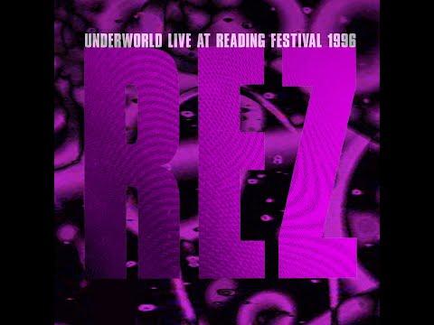 Rick Talks 'Rez' + Free Download of 'Rez' Live At Reading Festival 1996