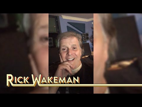 Rick Wakeman - Who is this? | Rick's Plaice