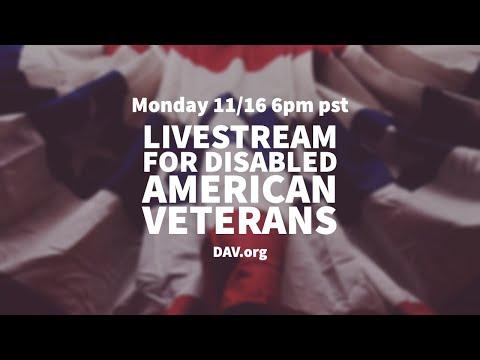 Monday Livestream for DAV