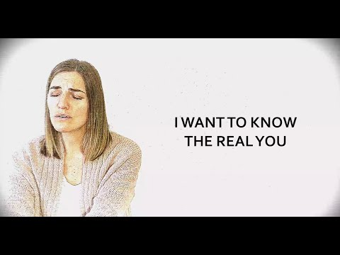 The Real You - Official Lyric Video by Andrea Hamilton