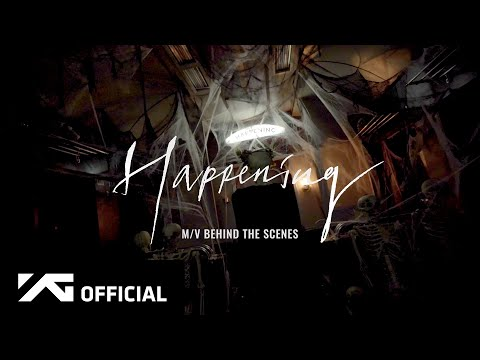 AKMU - 'HAPPENING' M/V BEHIND THE SCENES