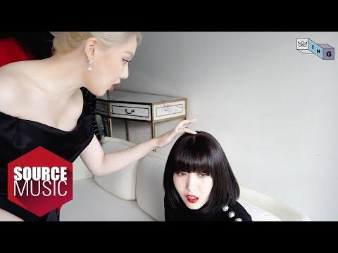 [G-ING] SINB's Wear a wig - GFRIEND (여자친구)