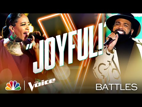 "Casmè vs. Rio Souma - Marvin Gaye & Tammi Terrell's ""You're All I Need to Get By"" - Voice Battles"