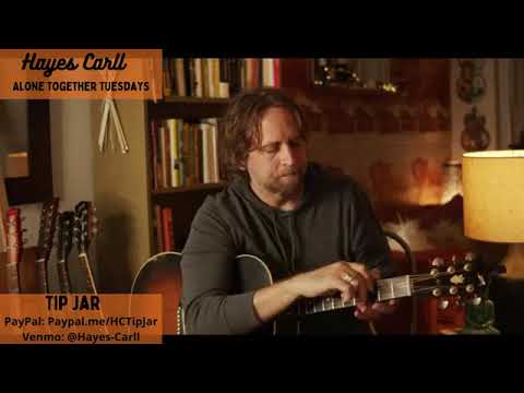 "Hayes Carll sings ""Rivertown""."