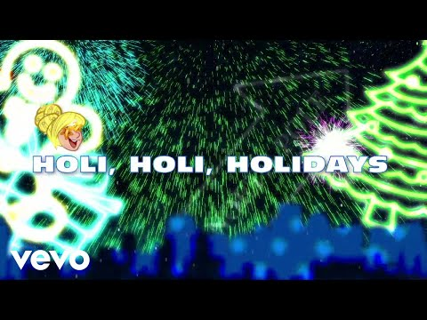 Meghan Trainor - Holidays (Official Lyric Video) ft. Earth, Wind & Fire