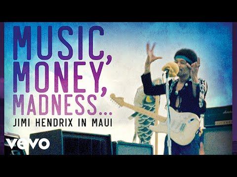 The Jimi Hendrix Experience - Music, Money, Madness...Jimi Hendrix In Maui (Film Excerpt)