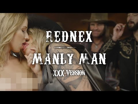 Rednex - Manly Man (Hats-only version)