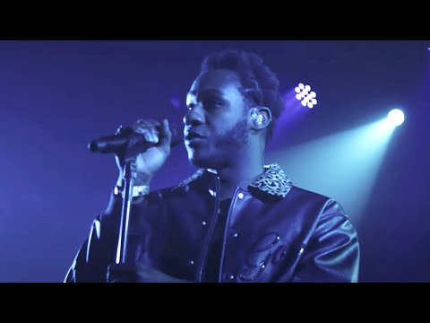 Leon Bridges - Live from The Troubadour - All About You featuring Lucky Daye #SOSFest