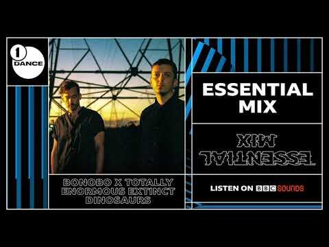 Bonobo & Totally Enormous Extinct Dinosaurs BBC-R1 Essential Mix - 17/10/2020