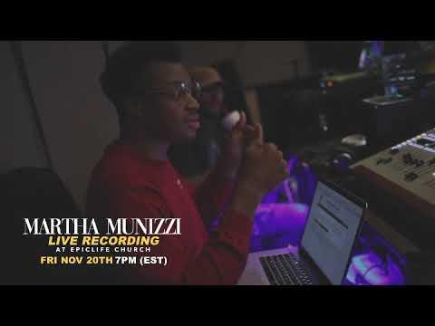 Martha Munizzi Live Album - BTS