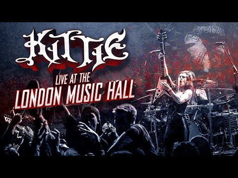 Kittie Live At The London Music Hall Trailer  - AVAILABLE NOW!