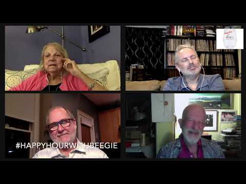 HAPPY HOUR with BEEGIE featuring Bill Crow, Jim White & Roger Spencer (Part Two)
