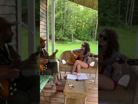 """Porch Sessions: """"Losing You"""" by Solange w/ guest Jasmine Bleile"""