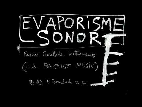 Pascal Comelade - Evaporisme sonore